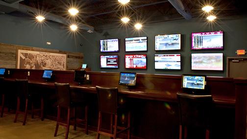The Track Room | The Saddle Room Restaurant - Hoffman Estates, Illinois